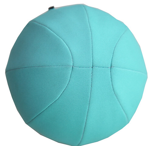 Green inflatable beach balls wholesale